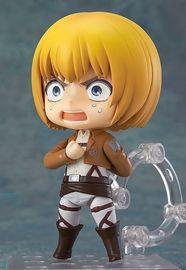 Attack on Titan: Armin Arlert - Nendoroid Figure image