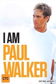 I Am: Paul Walker on DVD