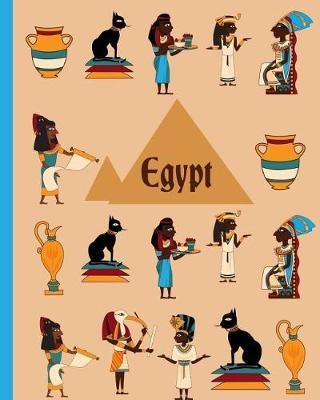 Egypt by Kiddo Teacher Prints