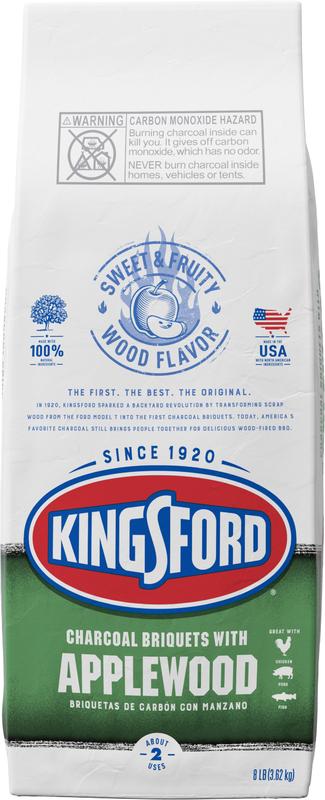 Kingsford *Applewood* Charcoal Briquettes (3.62KG)