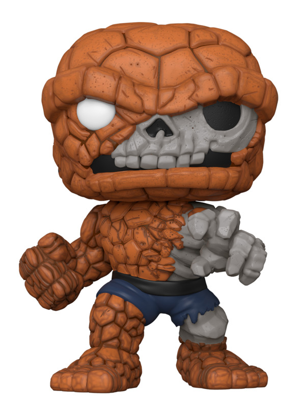 "Marvel Zombies: The Thing - 10"" Super Sized Pop! Vinyl Figure"