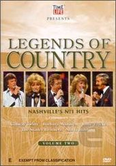 Legends Of Country - Vol.  2 on DVD