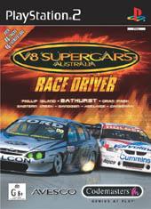 V8 Supercars for PlayStation 2