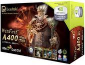 Leadtek Graphics Card WinFast A400 Ultra TDH 256M 6800 AGP image