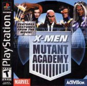 X-Men Mutant Academy for