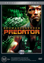 Predator - Special Edition on DVD
