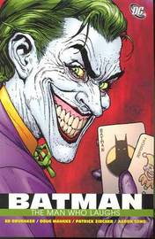 Batman The Man Who Laughs by Ed Brubaker