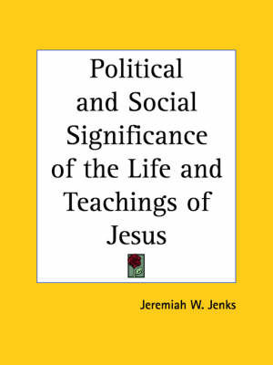 Political by Jeremiah W Jenks