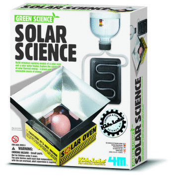 4M: Green Science - Solar Science
