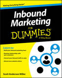 Inbound Marketing For Dummies by Scott Anderson Miller