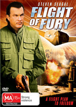 Flight Of Fury on DVD