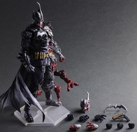 Batman: Rogues Gallery - Two-Face Play Arts Kai Figure image