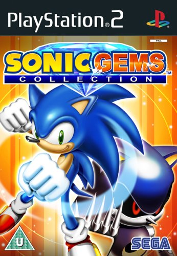 Sonic Gems Collection for PS2 image