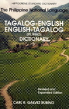 Tagalog-English/English-Tagalog Standard Dictionary by Carl R.Galvez Rubino