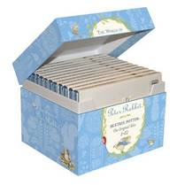 World of Peter Rabbit Giftbox (Books 1-12) by Beatrix Potter image