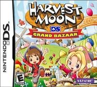 Harvest Moon Grand Bazaar for Nintendo DS