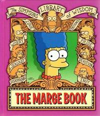 The Marge Book: Simpsons Library of Wisdom by Matt Groening