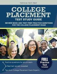 College Placement Test Study Guide by College Placement Exam Prep Team image
