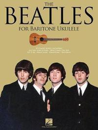 The Beatles For Baritone Ukulele by Beatles image