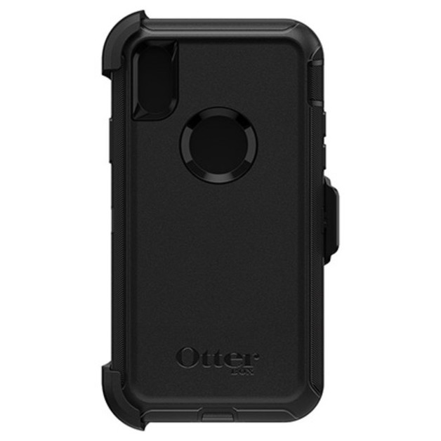 OtterBox: Defender for iPhone XS - Black