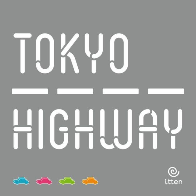 Tokyo Highway - Board Game