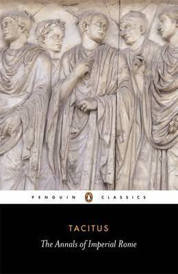 The Annals of Imperial Rome by Cornelius Tacitus image