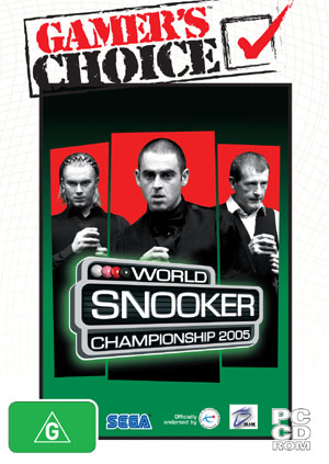 World Snooker Championship 2005 for PC Games image