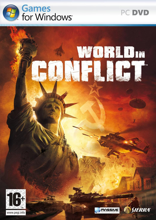World in Conflict (That's Hot) for PC Games