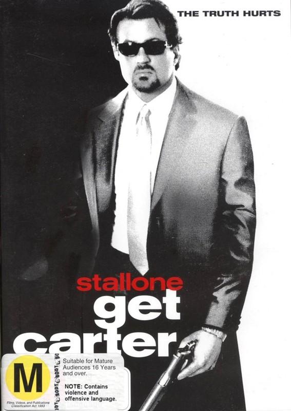 Get Carter on DVD