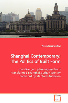 Shanghai Contemporary by Non Arkaraprasertkul