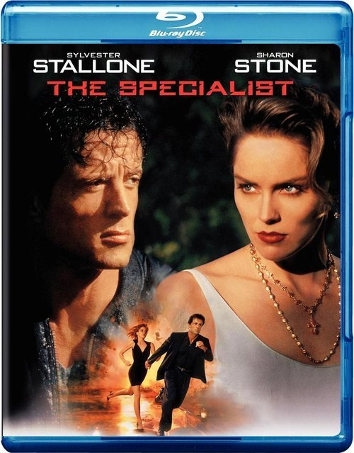 The Specialist on Blu-ray