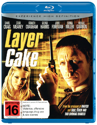 Layer Cake on Blu-ray image