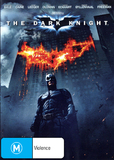 The Dark Knight on DVD
