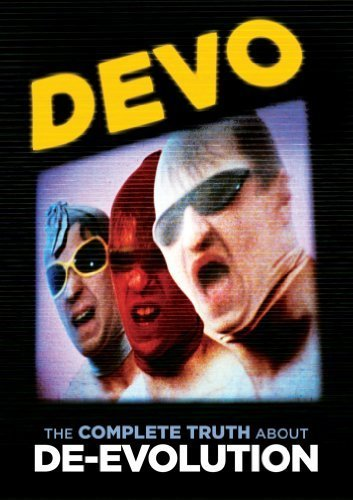 Devo: The Complete Truth About De-Evolution on DVD