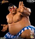 Street Fighter E. Honda 1/4 Statue