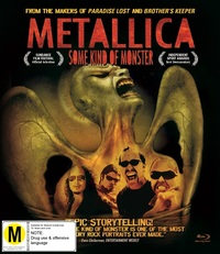 Some Kind Of Monster (Blu-ray) on  by Metallica