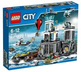 LEGO City - Prison Island (60130)