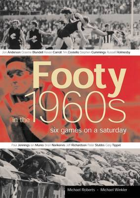 Footy in the 1960s image
