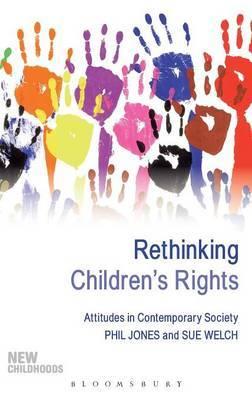 Rethinking Children's Rights by Sue Welch image