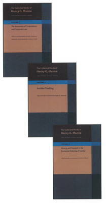Collected Works of Henry G Manne image