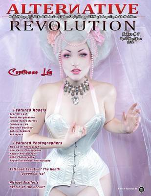 Alternative Revolution Magazine by Michael Enoches