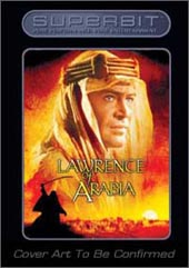 Superbit - Lawrence Of Arabia on DVD