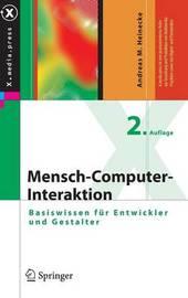 Mensch-Computer-Interaktion by Andreas M Heinecke