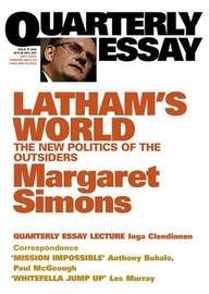 Latham's World by Margaret A. Simons image