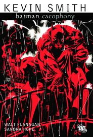 Batman Cacophony TP by Kevin Smith