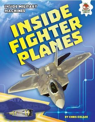 Inside Fighter Planes by Chris Oxlade