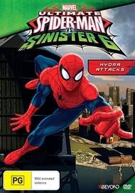 Ultimate Spider-Man - Hydra Attacks on DVD