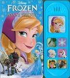 Disney Frozen Little Sound Book