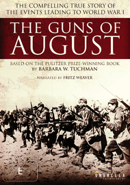 The Guns Of August on DVD