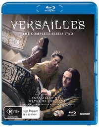 Versailles Season 2 on Blu-ray